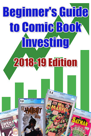 2) Save $30 On Our Comic Book Investment for Beginners eBook