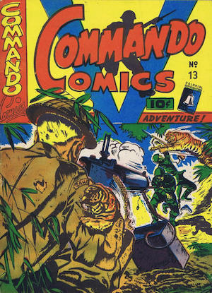 Commando Comics #13