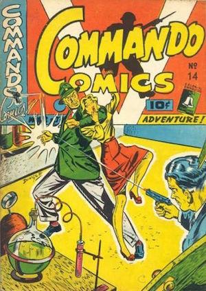 Commando Comics #14