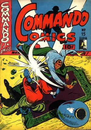 Commando Comics #15