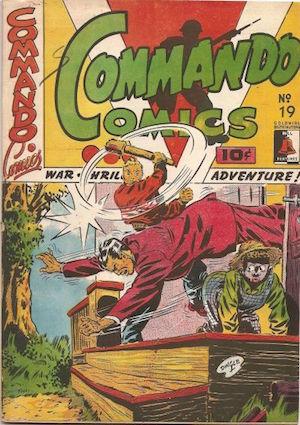 Commando Comics #19
