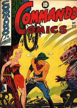 Commando Comics #22