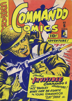 Commando Comics #5