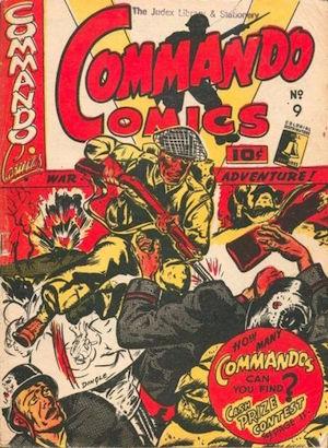 Commando Comics #9
