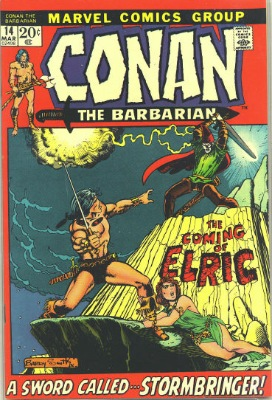 Origin and First Appearance, Kulan Gath, Conan the Barbarian #14, Marvel Comics, 1972. Click for value