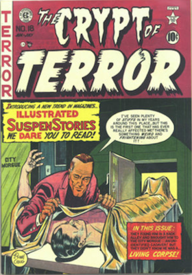 Crypt of Terror #18. Click for current values.