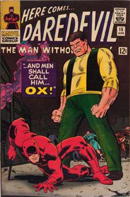 Click here to see the value of Daredevil Comics #15