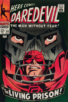 Daredevil #38: Origin Retold. Click for value