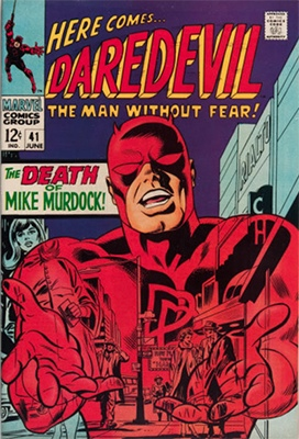 Daredevil #41. Click for value