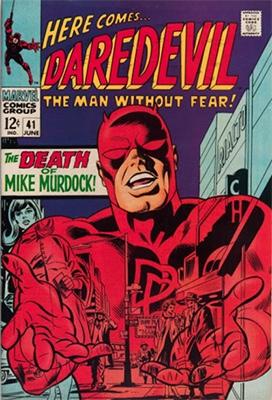Daredevil #41. Click for value