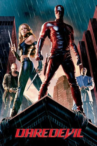 Afleck couldn't save the 2002 Daredevil movie. #5 on our list of WORST superhero movies of all time