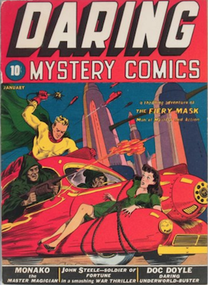 Rare comic books to look for