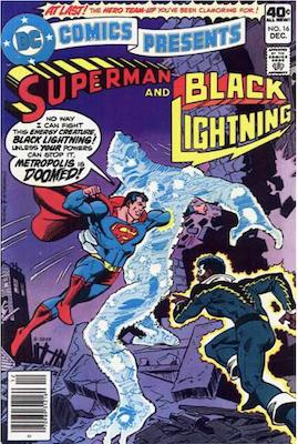 DC Comics Presents #16. Click for values.