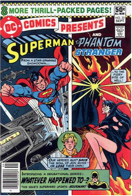 DC Comics Presents #25. Click for values.