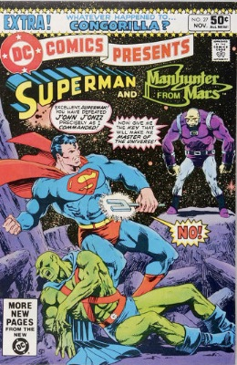 Origin and First Appearance, Mongul, DC Comics Presents #27, DC Comics, 1980. Click for value