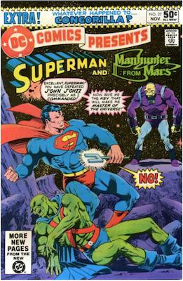 DC Comics Presents #27. Click for values.
