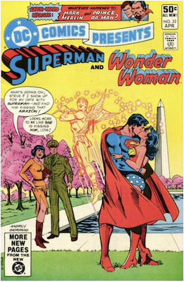 DC Comics Presents #32. Click for values.