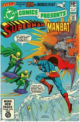 DC Comics Presents #35. Click for values.