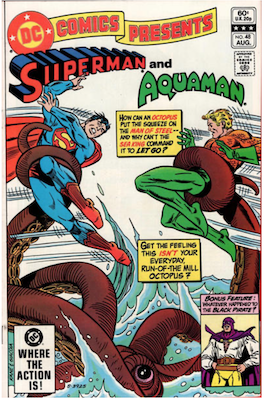 DC Comics Presents #48. Click for values.