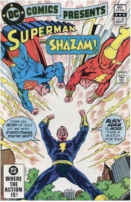 DC Comics Presents #49. Click for values.
