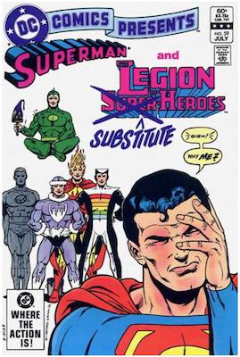 DC Comics Presents #59. Click for values.