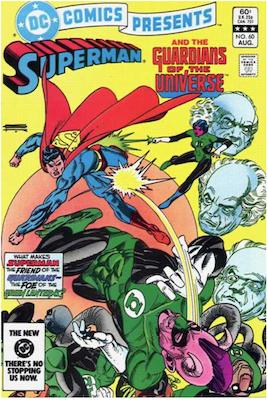 DC Comics Presents #60. Click for values.