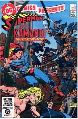 DC Comics Presents #64. Click for values.