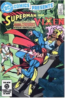 DC Comics Presents #68. Click for values.