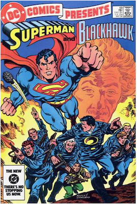 DC Comics Presents #69. Click for values.