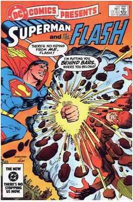 DC Comics Presents #73. Click for values.