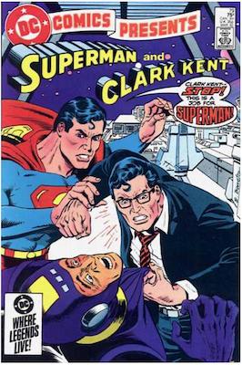 DC Comics Presents #79. Click for values.