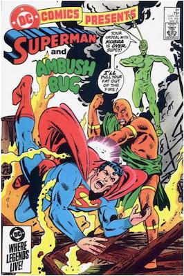 DC Comics Presents #81. Click for values.