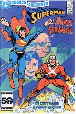 DC Comics Presents #82. Click for values.