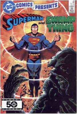 DC Comics Presents #85. Click for values.