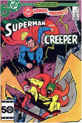 DC Comics Presents #88. Click for values.