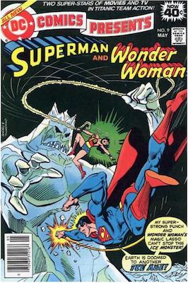 DC Comics Presents #9. Click for values.