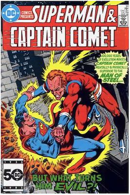 DC Comics Presents #91. Click for values.