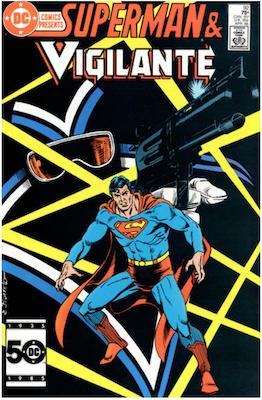 DC Comics Presents #92. Click for values.