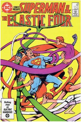 DC Comics Presents #93. Click for values.