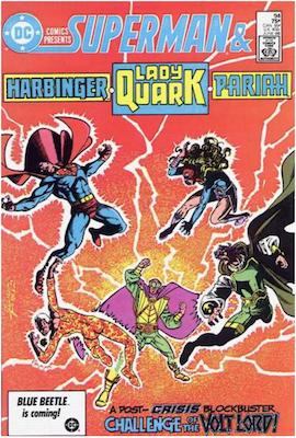 DC Comics Presents #94. Click for values.