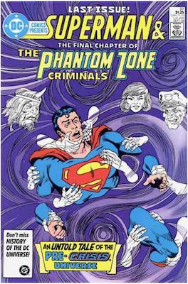 DC Comics Presents #97. Click for values.