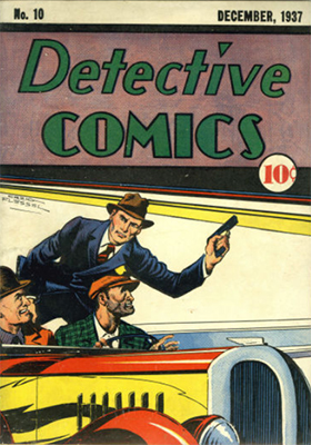 Detective Comics #10. Click for current values