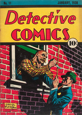 Detective Comics #11. Click for current values