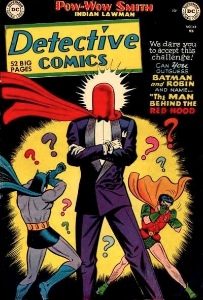 Detective Comics #168, origin of The Joker