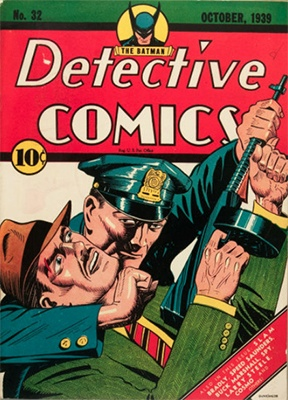 Detective Comics #32. Click for current values