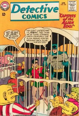 Detective Comics #326: