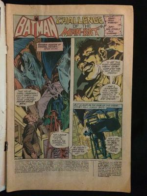 Detective Comics #400 Value? First page