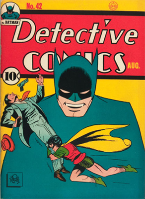 Detective Comics #42. Click for current values