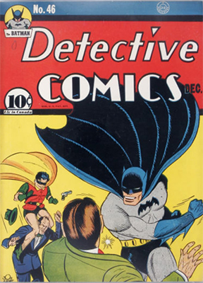 Detective Comics #46. Click for current values