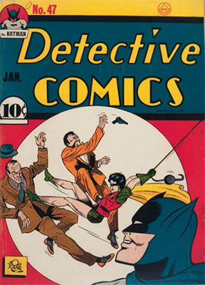 Detective Comics #47. Click for current values